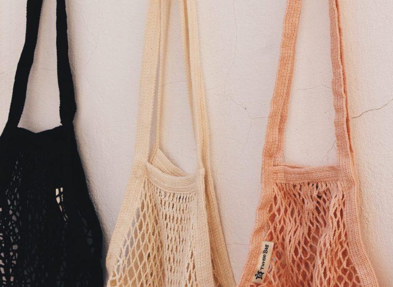 ¿Por qué eliminar las bolsas de plástico y empezar a usar bolsas de tela en tu día a día?