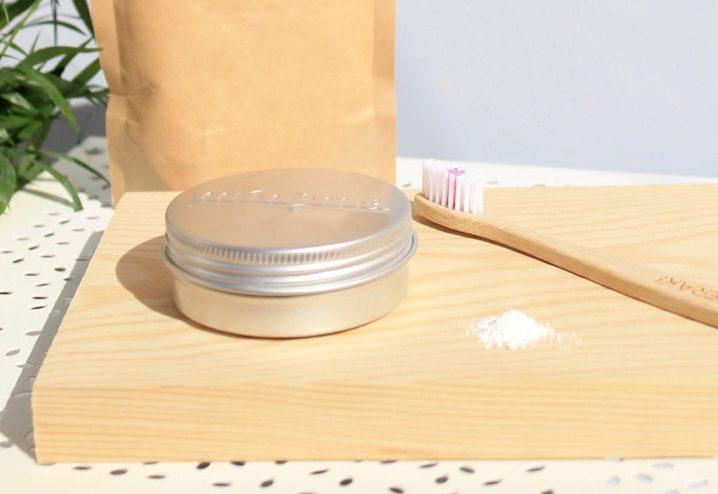 dentífrico en polvo