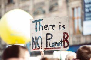 manifestacion por el cambio climatico